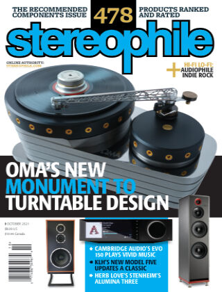 Stereophile October 2021