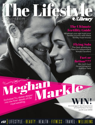 The Lifestyle Library Magazine April 2018