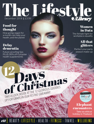 The Lifestyle Library Magazine November 2018