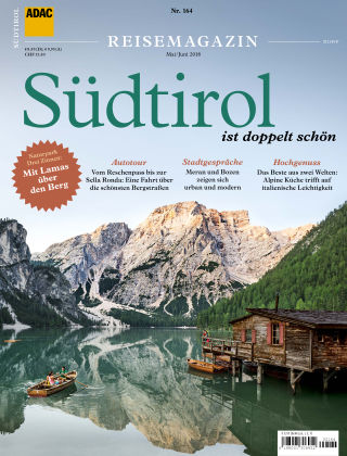 ADAC Reisemagazin 2/18