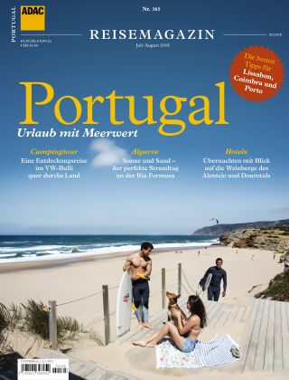 ADAC Reisemagazin 3/18