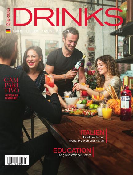 DRINKS - DE April 24, 2018 00:00