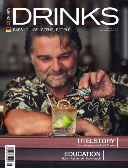 DRINKS - DE August 31, 2018 00:00