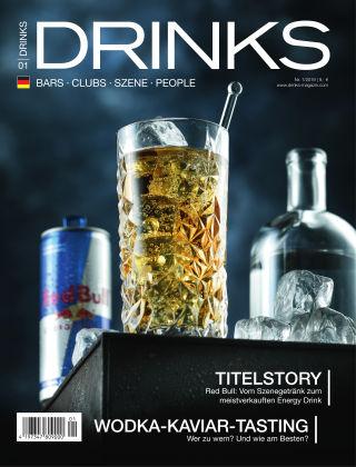 DRINKS - DE 01/2019