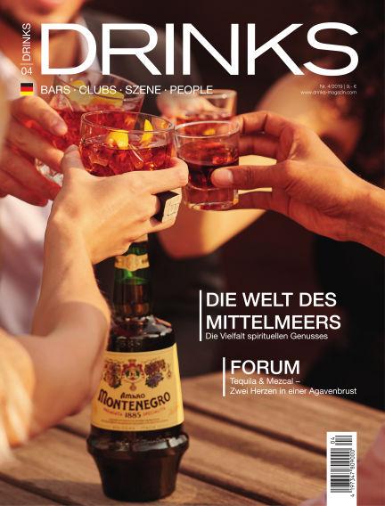 DRINKS - DE June 28, 2019 00:00
