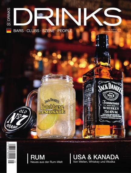 DRINKS - DE August 30, 2019 00:00