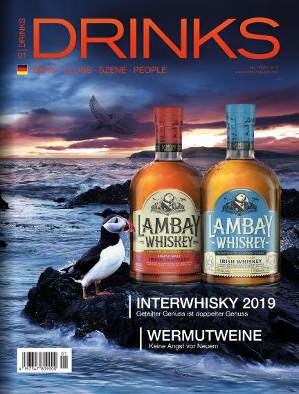 DRINKS - DE December 27, 2019 00:00