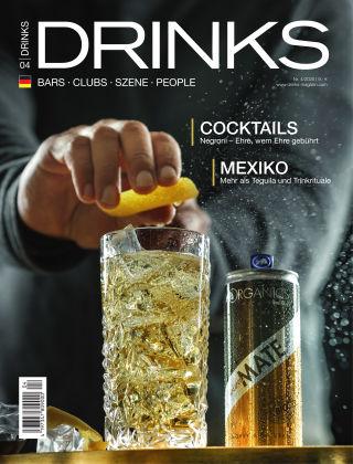 DRINKS - DE 04/2020
