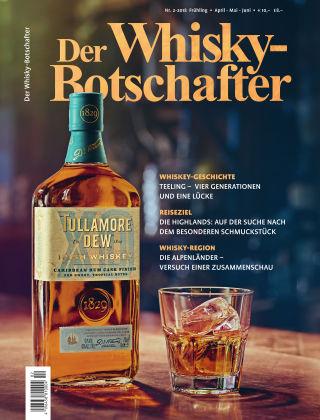 Der Whisky-Botschafter 02/2018