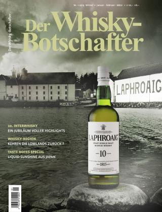 Der Whisky-Botschafter 01/2019