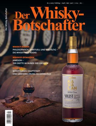 Der Whisky-Botschafter 02/2019