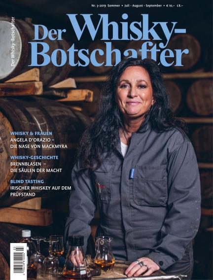 Der Whisky-Botschafter June 28, 2019 00:00