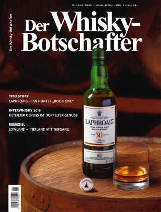 Der Whisky-Botschafter 01/2020