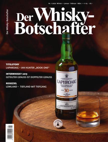 Der Whisky-Botschafter December 20, 2019 00:00