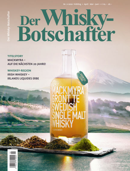 Der Whisky-Botschafter March 31, 2020 00:00