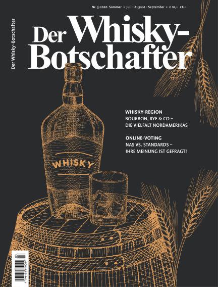 Der Whisky-Botschafter June 30, 2020 00:00