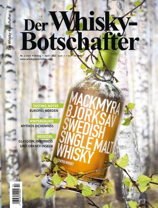 Der Whisky-Botschafter 02/2021