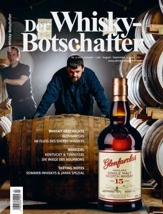Der Whisky-Botschafter 03/2021