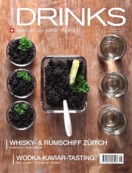 DRINKS - CH December 28, 2018 00:00
