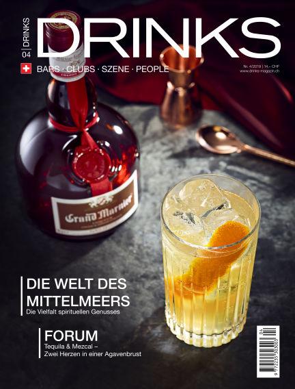 DRINKS - CH June 28, 2019 00:00