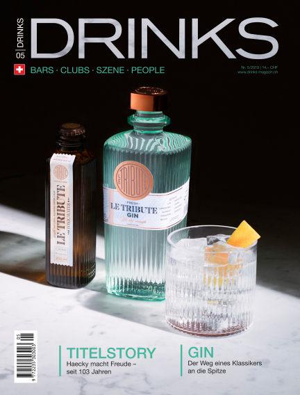 DRINKS - CH August 30, 2019 00:00