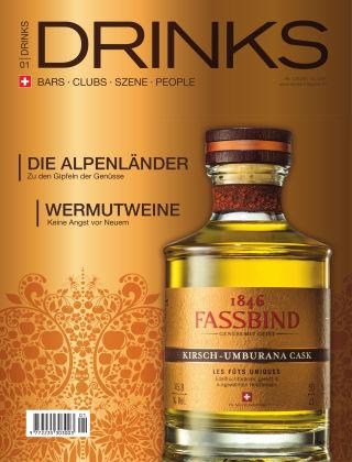 DRINKS - CH 01/2020