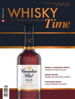 Whisky Time 01/2019