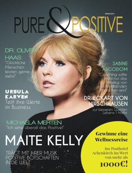 Pure & Positive January 09, 2019 00:00