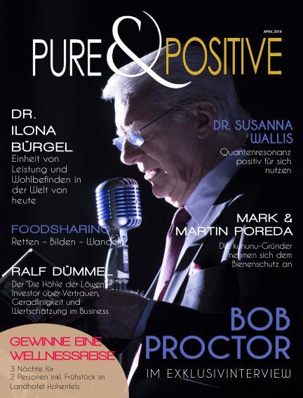 Pure & Positive April 12, 2019 00:00