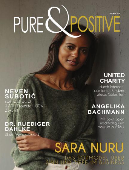 Pure & Positive November 26, 2019 00:00