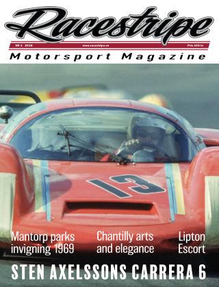 Racestripe Magazine 2018-04-26