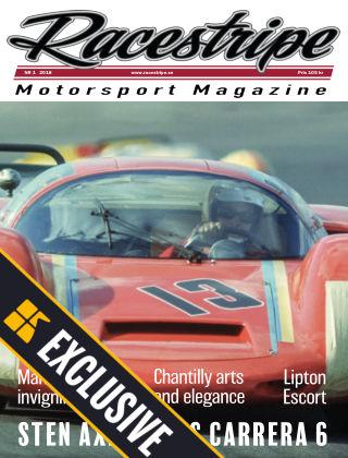 Racestripe Magazine Readly Exclusive 2018-04-26