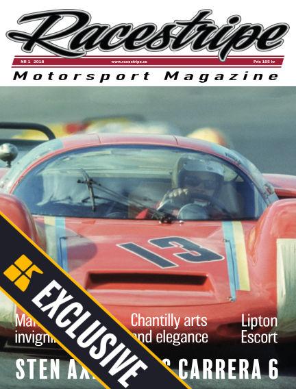 Racestripe Magazine Readly Exclusive April 26, 2018 00:00