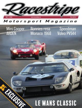 Racestripe Magazine Readly Exclusive 2018-10-23