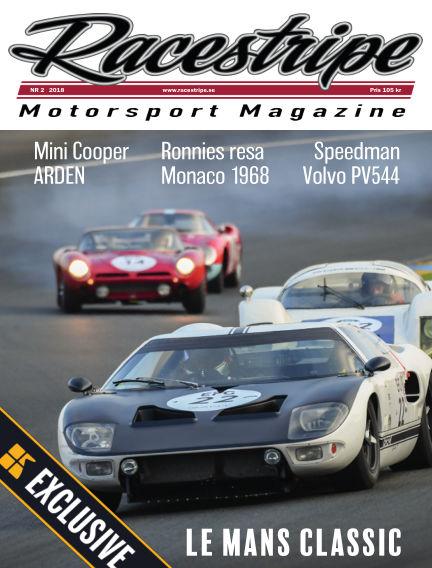 Racestripe Magazine Readly Exclusive October 23, 2018 00:00