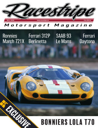 Racestripe Magazine Readly Exclusive 2019-05-31