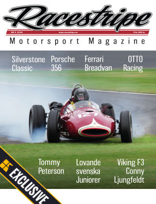 Racestripe Magazine Readly Exclusive 2019-10-02