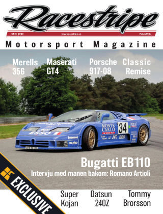 Racestripe Magazine Readly Exclusive 2019-12-21
