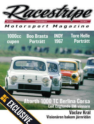 Racestripe Magazine Readly Exclusive 2020-04-18