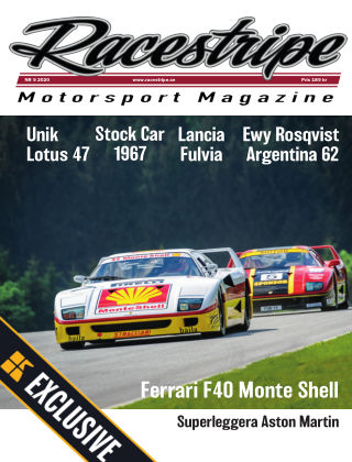 Racestripe Magazine Readly Exclusive 2020-06-13