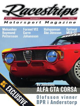 Racestripe Magazine Readly Exclusive 2020-08-15
