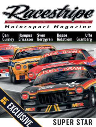 Racestripe Magazine Readly Exclusive 2020-10-17