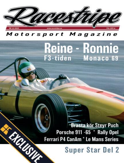 Racestripe Magazine Readly Exclusive