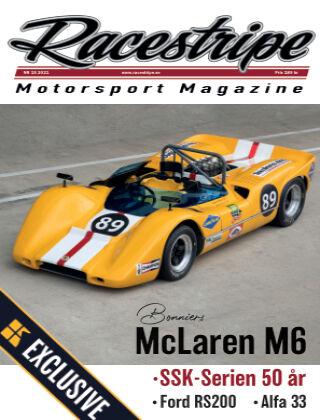 Racestripe Magazine Readly Exclusive Juli 2021