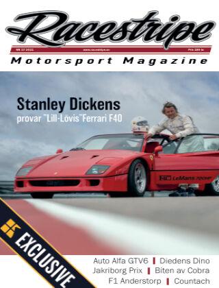 Racestripe Magazine Readly Exclusive 2021-10-16
