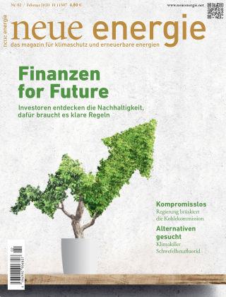 neue energie 02/2020