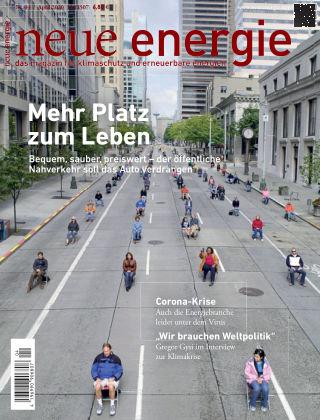neue energie 04/2020