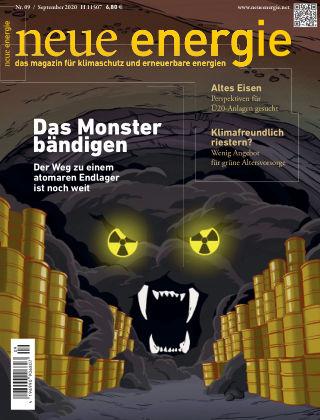 neue energie 09/2020