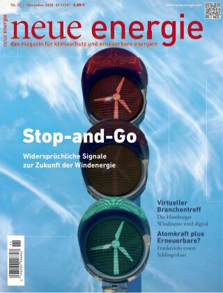 neue energie 11/2020