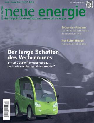 neue energie 02/2021